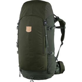 Fjällräven Keb 52 Backpack Olive-Deep Forest